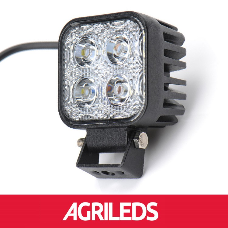 12W LED Werklamp