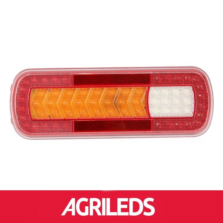 LED Achterlicht Set Dynamisch - 5 functies
