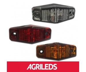 LED Markeringslicht Ruitvorm
