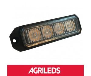 12W LED flitser / strobe verlichting - Multivolt