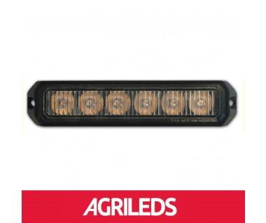 18W LED flitser / strobe verlichting - Multivolt